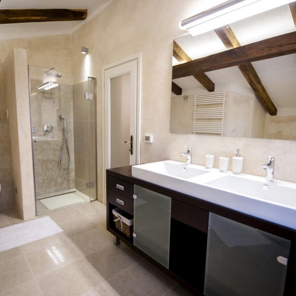 Bathroom / WC, Villa Tona, Charming Croatia  - Apartmanica