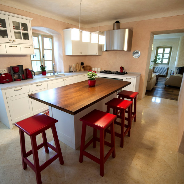 Kitchen, Villa Tona, Charming Croatia  - Apartmanica
