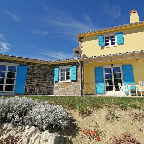 San Moritz Apartments: Villa Dvori Na Brigu With Private Pool For Rent