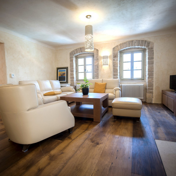 Living room, Villa Tona, Charming Croatia  - Apartmanica