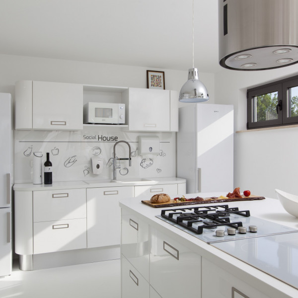 Kitchen, Villa The One, Vacation villas, apartments and hotels in Croatia - Charming Croatia  - Apartmanica