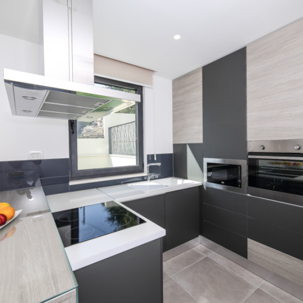 Kitchen, Villa Abeona , Vacation villas, apartments and hotels in Croatia - Charming Croatia  - Apartmanica