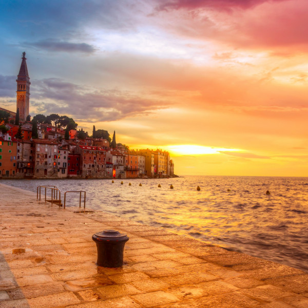 Blue and green towns of Istria, Vacation villas, apartments and hotels in Croatia - Charming Croatia