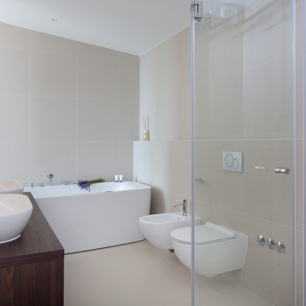 Bathroom / WC, Villa Elena (Porec), Charming Croatia  - Apartmanica