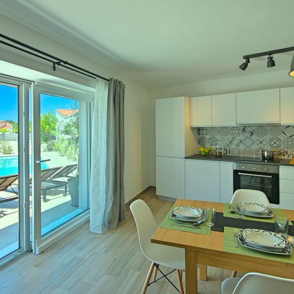 Kitchen, Villa Matea, Vacation villas, apartments and hotels in Croatia - Charming Croatia  - Apartmanica