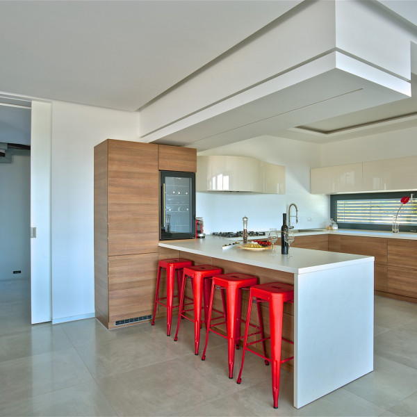Kitchen, Villa Aria, Charming Croatia  - Apartmanica