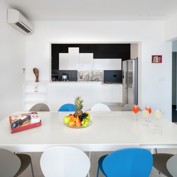 Kitchen, Villa Lokva Rogoznica Perle, Vacation villas, apartments and hotels in Croatia - Charming Croatia  - Apartmanica
