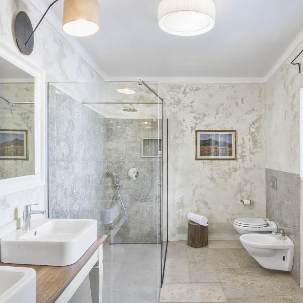 Bathroom / WC, Villa Benvenuti, Charming Croatia  - Apartmanica