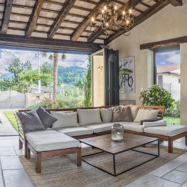 Villa Benvenuti with private pool for rent - Motovun, Istria ...