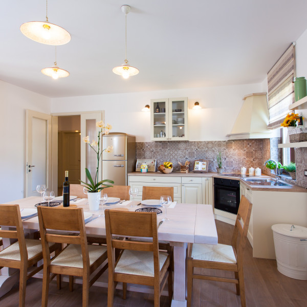 Kitchen, Villa Roza, Vacation villas, apartments and hotels in Croatia - Charming Croatia  - Apartmanica