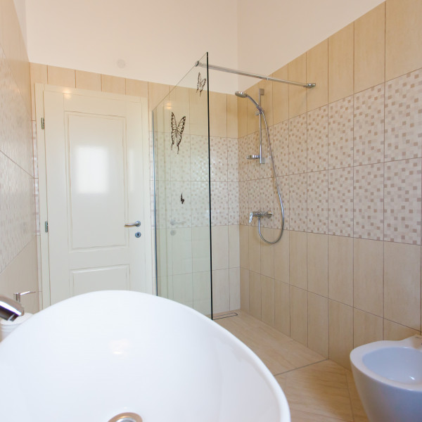 Bathroom / WC, Villa Roza, Vacation villas, apartments and hotels in Croatia - Charming Croatia  - Apartmanica