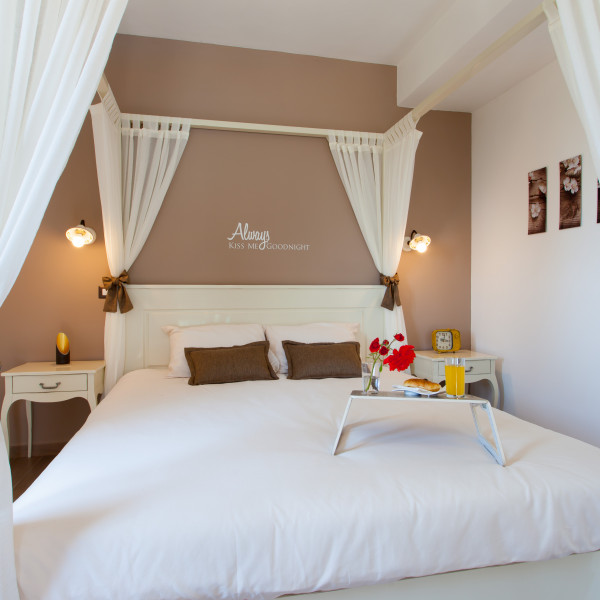Bedrooms, Villa Roza, Vacation villas, apartments and hotels in Croatia - Charming Croatia  - Apartmanica