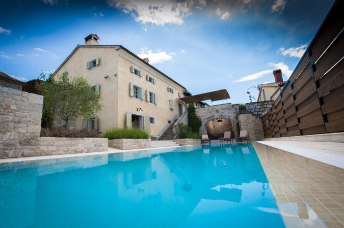 Villa Tona, Vacation villas, apartments and hotels in Croatia - Charming Croatia  - Apartmanica