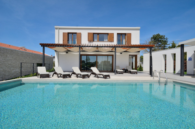 Villa Terra Gialla, Vacation villas, apartments and hotels in Croatia - Charming Croatia  - Apartmanica