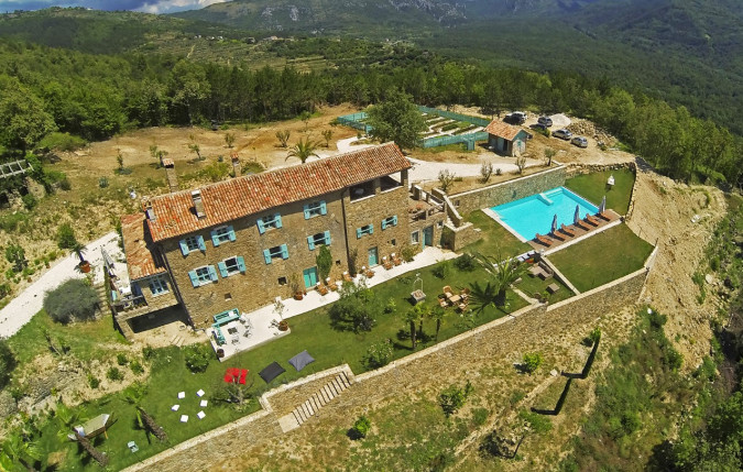 Villa Sancta Maria, Vacation villas, apartments and hotels in Croatia - Charming Croatia  - Apartmanica