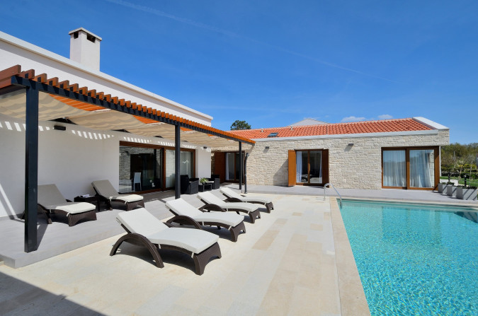 Villa Terra Nera, Vacation villas, apartments and hotels in Croatia - Charming Croatia