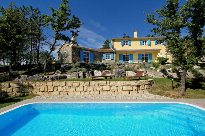 Villa Dvori na Brigu, Vacation villas, apartments and hotels in Croatia - Charming Croatia  - Apartmanica