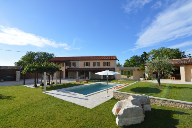 Villa Viscum, Vacation villas, apartments and hotels in Croatia - Charming Croatia  - Apartmanica