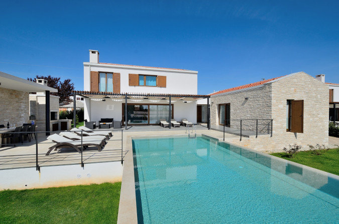 Villa Terra Bianca, Vacation villas, apartments and hotels in Croatia - Charming Croatia  - Apartmanica