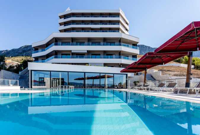 Beach Hotel Duce, Vacation villas, apartments and hotels in Croatia - Charming Croatia  - Apartmanica
