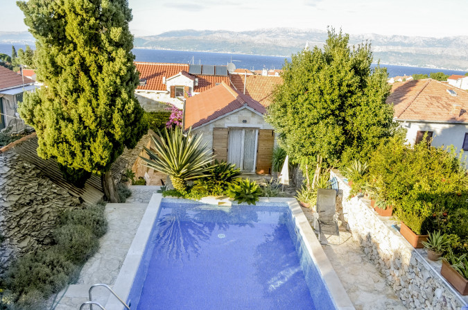 Villa Belvedere, Villas with pool, holiday houses and hotels in Croatia - Charming Croatia