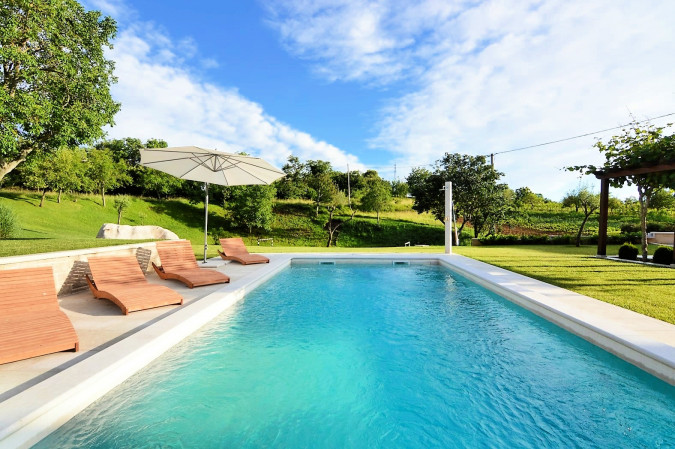 Villa Viscum, Villas with pool, holiday houses and hotels in Croatia - Charming Croatia