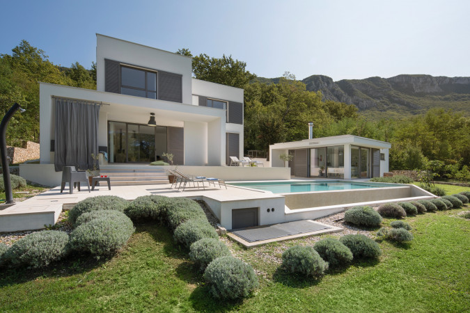 Villa The One, Villas with pool, holiday houses and hotels in Croatia - Charming Croatia
