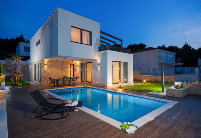 Villa Sol Tragurium , Vacation villas, apartments and hotels in Croatia - Charming Croatia