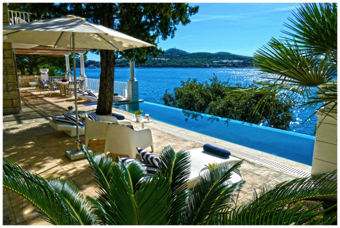 Villa Blue, Villas with pool, holiday houses and hotels in Croatia - Charming Croatia