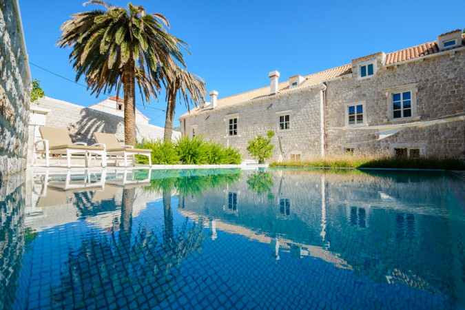 Villa Zaton Pugliesi, Villas with pool, holiday houses and hotels in Croatia - Charming Croatia