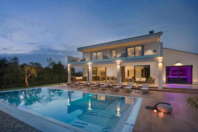 Villa Gianno, Vacation villas, apartments and hotels in Croatia - Charming Croatia