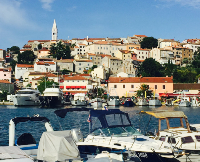 Blue and green towns of Istria, Villas with pool, holiday houses and hotels in Croatia - Charming Croatia