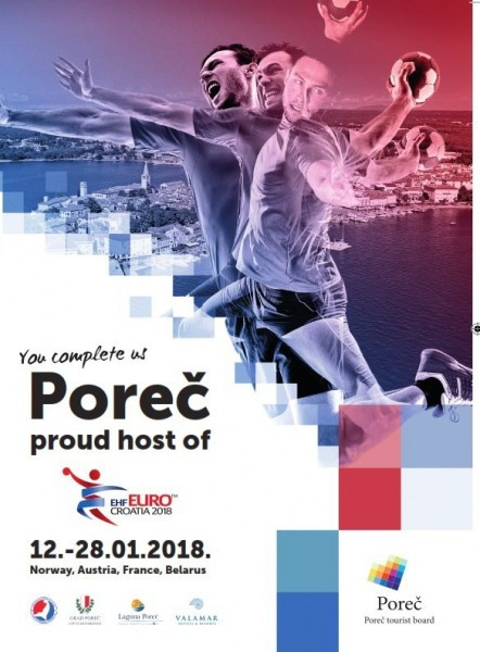 Join Norway at the 2018  European Men's Handball Championship in Croatia!  , Feriehus, leiligheter og hotell i Kroatia - Charming Croatia  - Apartmanica
