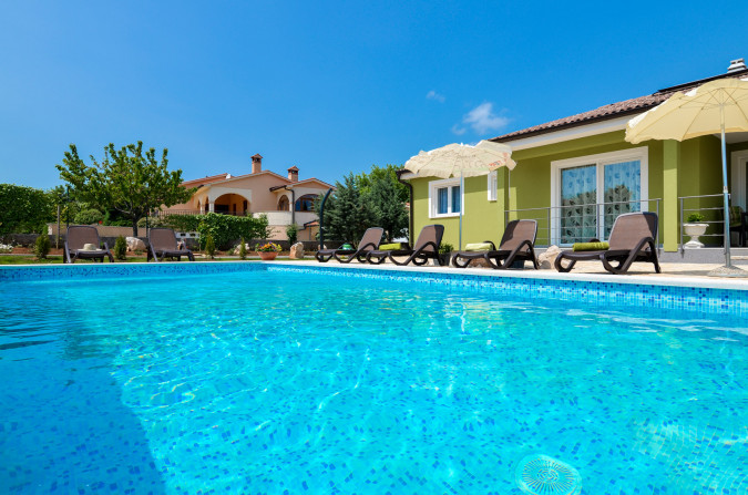 Villa Verde, Villas with pool, holiday houses and hotels in Croatia - Charming Croatia