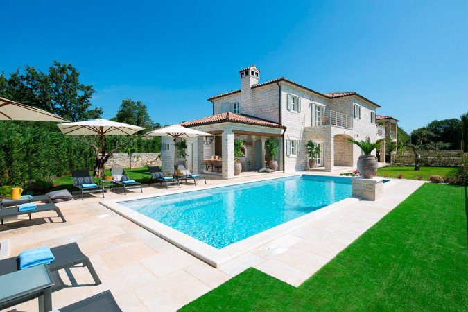Villa Elena, Villas with pool, holiday houses and hotels in Croatia - Charming Croatia
