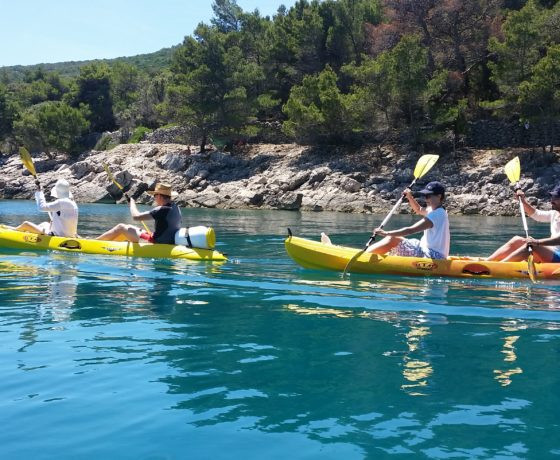 Get active on Losinj Island – more than a beach holiday, Vacation villas, apartments and hotels in Croatia - Charming Croatia  - Apartmanica