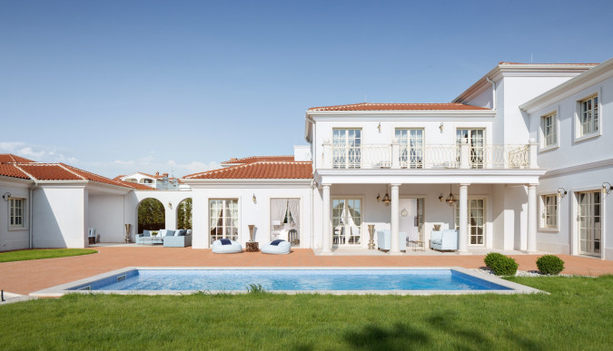 Villa Lea , Villas with pool, holiday houses and hotels in Croatia - Charming Croatia