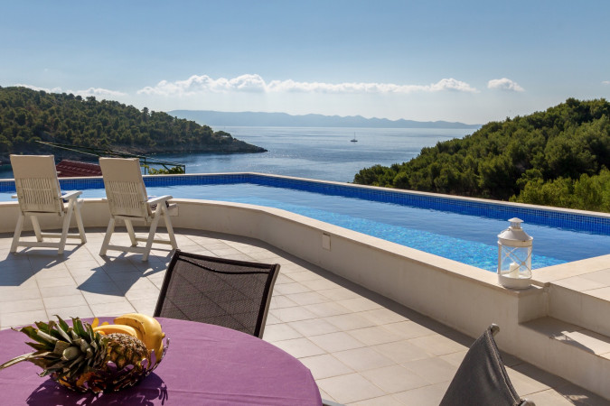 Villa Casablanca , Villas with pool, holiday houses and hotels in Croatia - Charming Croatia