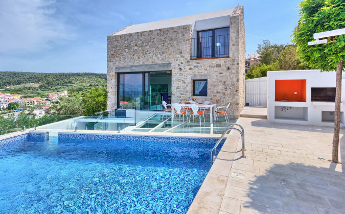 Villa Le Interieur , Vacation villas, apartments and hotels in Croatia - Charming Croatia
