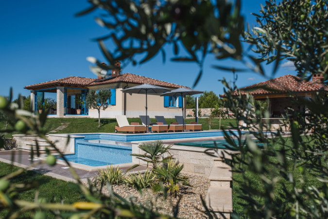 Villa Evelyn, Villas with pool, holiday houses and hotels in Croatia - Charming Croatia