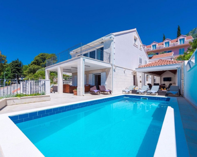 Villa I&P, Villas with pool, holiday houses and hotels in Croatia - Charming Croatia