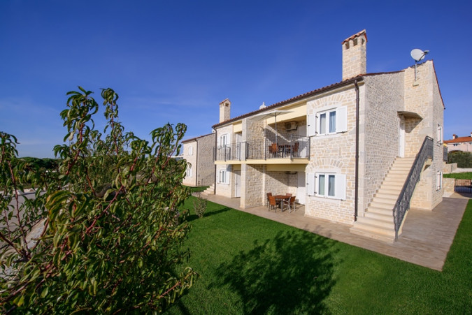 Apartments Posesi T., Vacation villas, apartments and hotels in Croatia - Charming Croatia  - Apartmanica