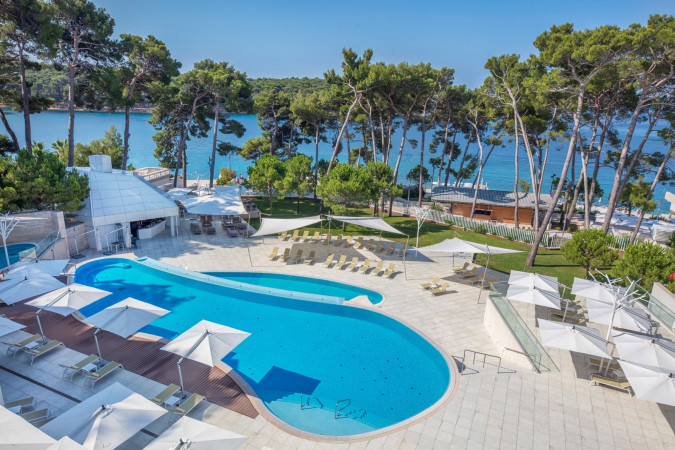 Hotel Bellevue offer, Villas with pool, holiday houses and hotels in Croatia - Charming Croatia