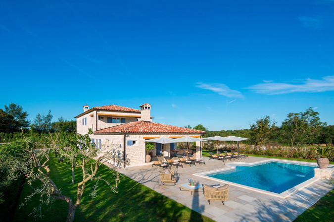 Villa Elli, Vacation villas, apartments and hotels in Croatia - Charming Croatia