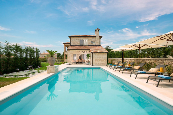 Villa Zoe, Villas with pool, holiday houses and hotels in Croatia - Charming Croatia