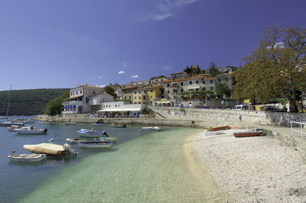 Rabac, Vacation villas, apartments and hotels in Croatia - Charming Croatia  - Apartmanica