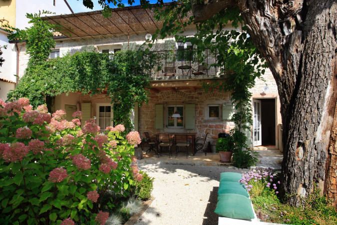 Villa Moro, Villas with pool, holiday houses and hotels in Croatia - Charming Croatia