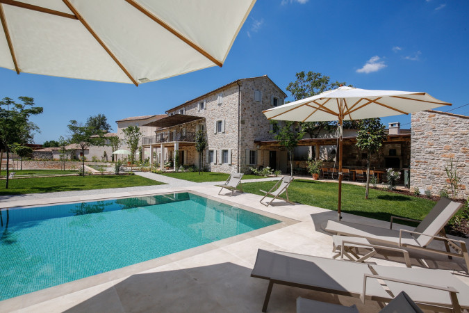 Villa Catalpa, Vacation villas, apartments and hotels in Croatia - Charming Croatia