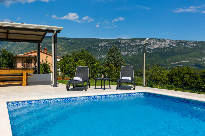 Villa Maggiore, Villas with pool, holiday houses and hotels in Croatia - Charming Croatia