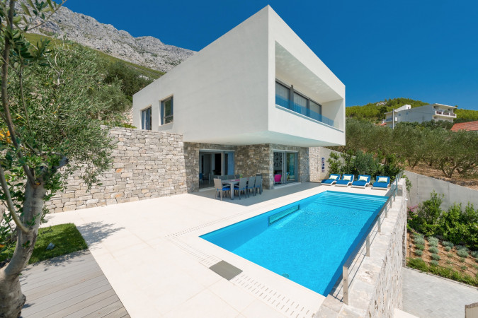 Villa Lokva Rogoznica Perle, Vacation villas, apartments and hotels in Croatia - Charming Croatia  - Apartmanica